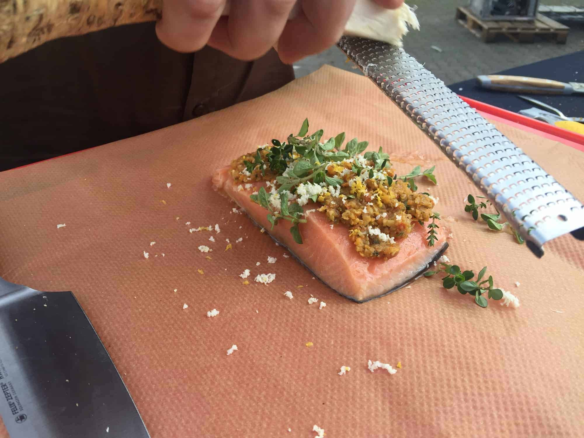 Lachs Microplane Zester